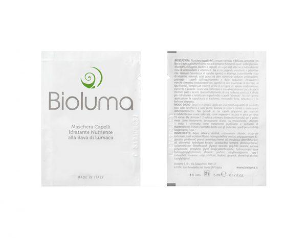 bioluma campione omaggio maschera capelli